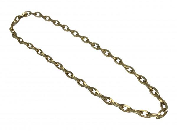 Halskette aus Gelbgold